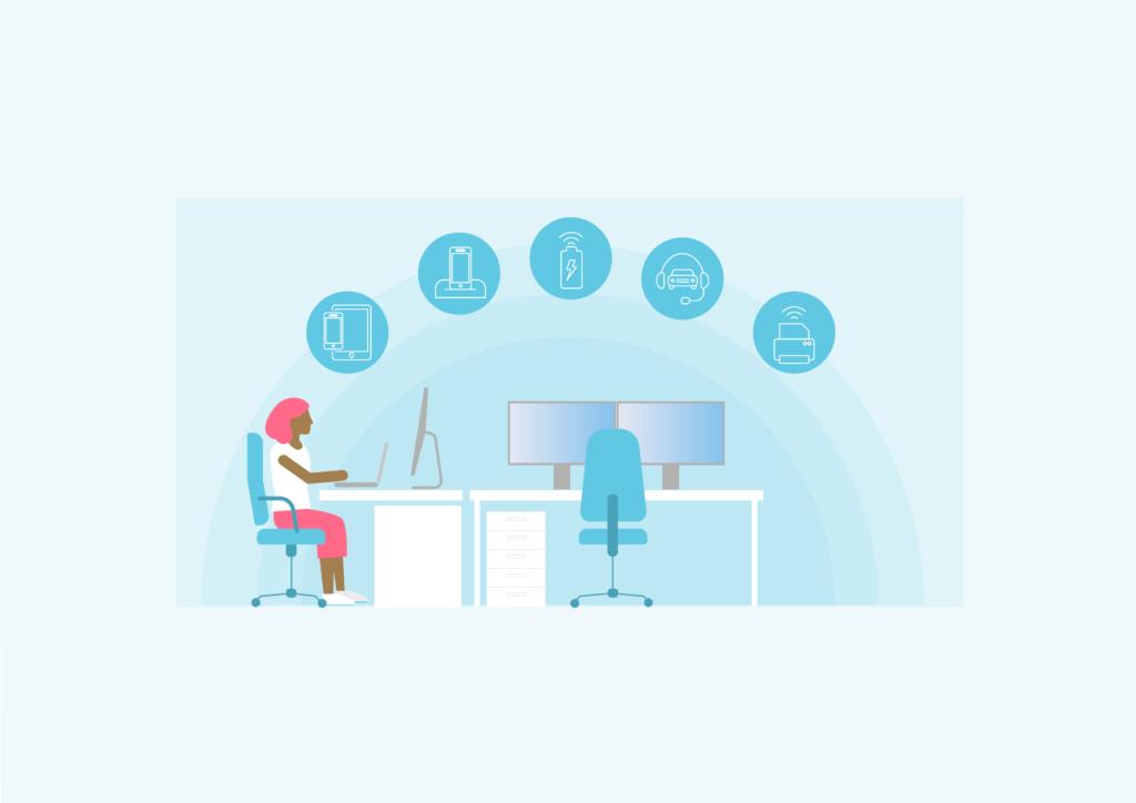 Specialist op het gebied van digitaal werken